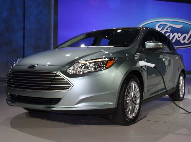 Электрический Ford Focus появится в 2016 году 1.jpg