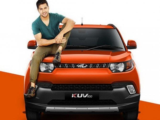 Индийская компания Mahindra подготовила новый хэтчбек KUV100 (1).jpg