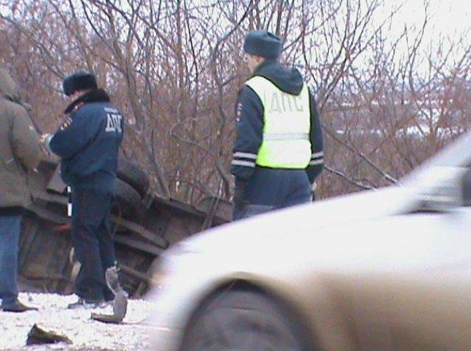 Под Рязанью в ДТП с маршруткой пострадали семь человек, из них трое - дети (2).jpg