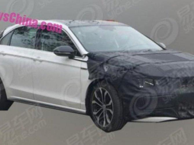 В Китае замечен новый спортивный Volkswagen Lamando GTS 3.jpg