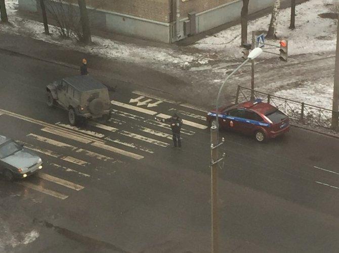 На улице Коммуны сбит пешеход (2).jpg