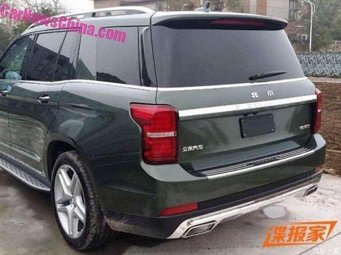 Новый внедорожник Beijing Auto BJ90 появился на фото 3.jpg