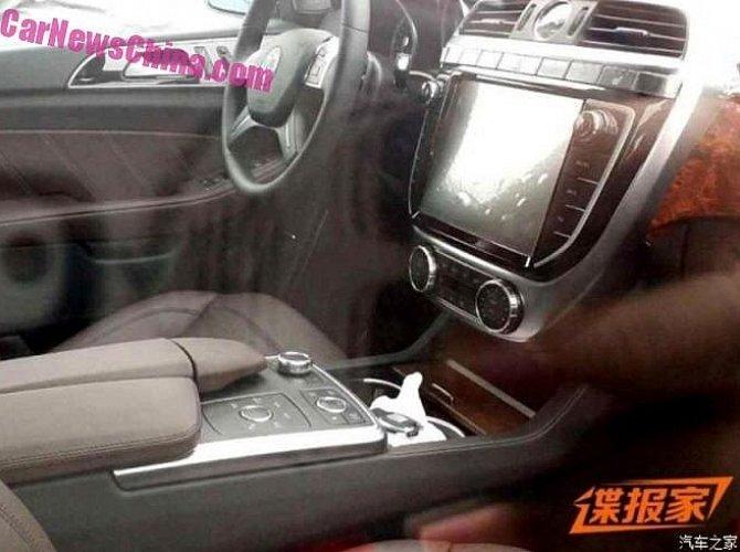 Новый внедорожник Beijing Auto BJ90 появился на фото 1.jpg