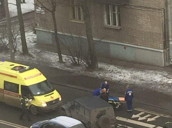 На улице Коммуны сбит пешеход (1).jpg