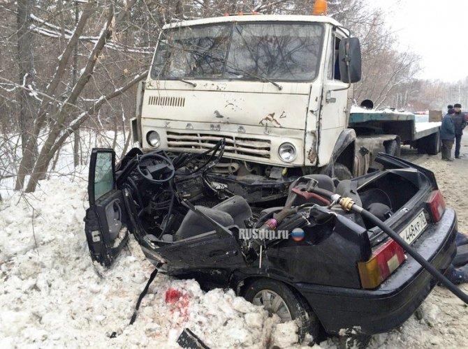 Три человека погибли в ДТП с КАМАЗом в Томске 6.jpg
