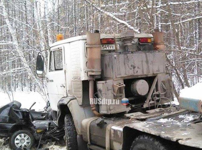 Три человека погибли в ДТП с КАМАЗом в Томске 3.jpg