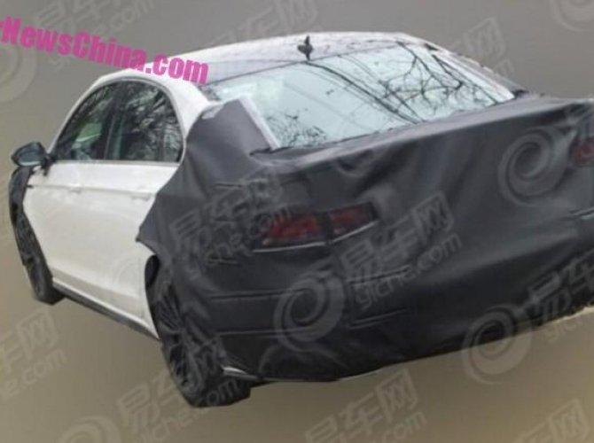 В Китае замечен новый спортивный Volkswagen Lamando GTS 1.jpg