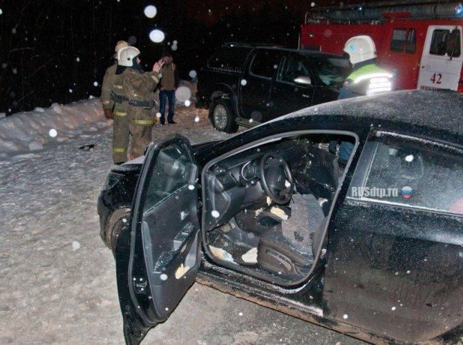 На трассе «Нижневартовск – Радужный» погиб пассажир Kia (2).jpg
