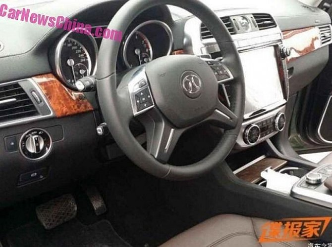 Новый внедорожник Beijing Auto BJ90 появился на фото 2.jpg