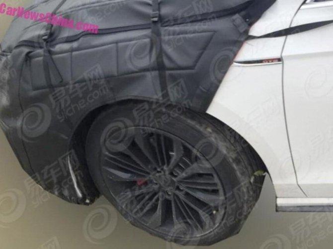 В Китае замечен новый спортивный Volkswagen Lamando GTS 2.jpg