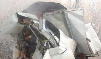 В Свердловской области в ДТП с фурой погиб человек
