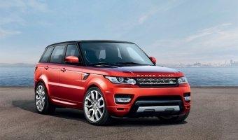 При покупке Range Rover Sport АРТЕКС дарит велосипед Land Rover!