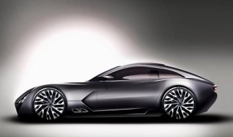 Возрожденная марка TVR представила рендер нового спорткара