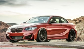 К 2020 году купе BMW M2 будет снято с производства