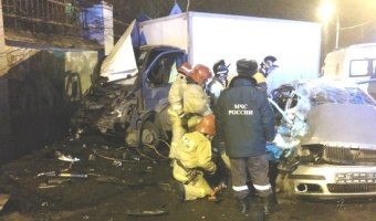 В Колпино пьяный полицейский спровоцировал ДТП с двумя погибшими