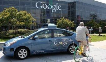 Ford и Google будут выпускать беспилотники вместе