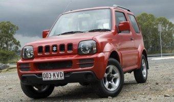 Suzuki Jimny останется в России, несмотря на низкий спрос