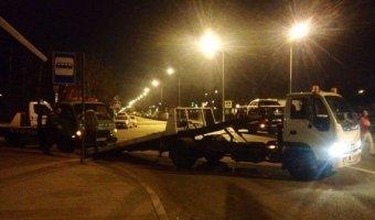 Эвакуаторы чаще стали работать по ночам