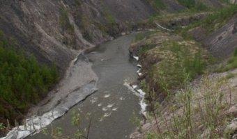 Четыре человека погибли при падении «Нивы» в реку в Северной Осетии