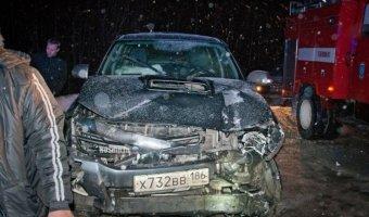 На трассе «Нижневартовск – Радужный» погиб пассажир Kia
