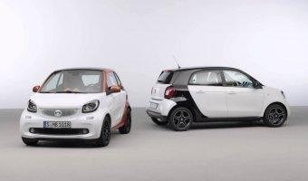 Известна стоимость нового поколения Smart Fortwo и Forfour в России