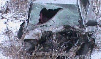 Под Рязанью в ДТП с маршруткой пострадали семь человек, из них трое - дети