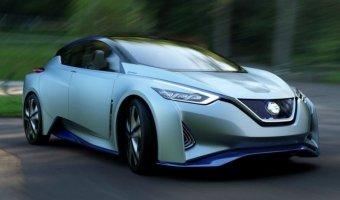Nissan готовит конкурента гибридного Chevrolet Volt