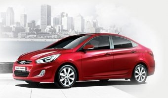 Hyundai Solaris в ноябре стал лидером продаж в России