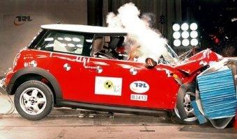 Автомобили марки MINI не прошли краш-тесты в США и запрещаются к продаже в стране