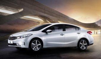 Kia официально представила обновленный Kia K3 Cerato