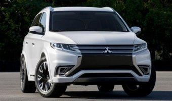 В России продано 344 электрокара Mitsubishi