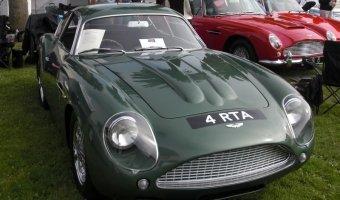 Раритетный Aston Martin ушел с молотка за рекордную цену