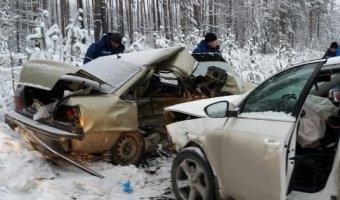 Под Нижним Тагилом в ДТП погиб водитель Nexia
