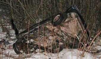 Под Кировом пьяный полицейский устроил смертельное ДТП