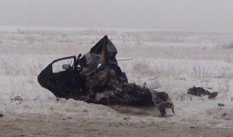 На трассе «Сибирь» в ДТП с фурой погибли три человека