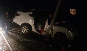 На трассе «Калининград — Мамоново» разбились две сестры