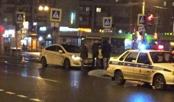 У метро «Гражданский проспект» насмерть сбили пешехода