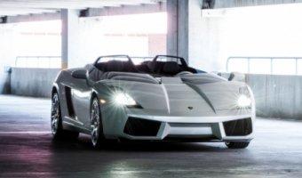 Уникальный Lamborghini Concept S не смогли продать на аукционе