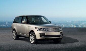 Королевская защита от АРТЕКС для Вашего Range Rover
