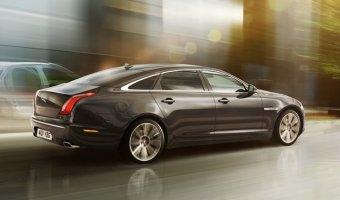 Лучшие условия уходящего года: Jaguar XJ в АРТЕКС