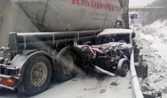 В ДТП на Бердском шоссе погиб человек