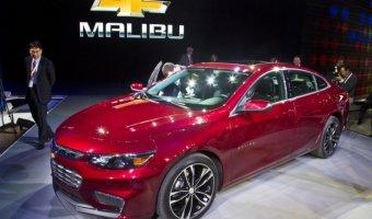 Стала известна стоимость гибридного Chevrolet Malibu LT