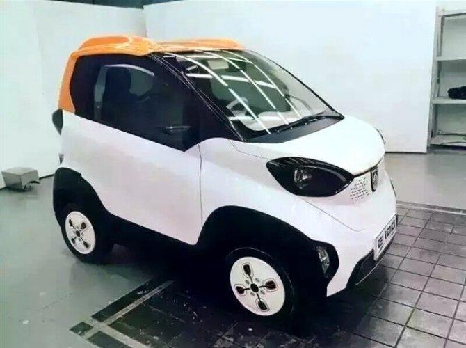 Появились шпионские снимки электромобиля Baojun E100 (4).jpg
