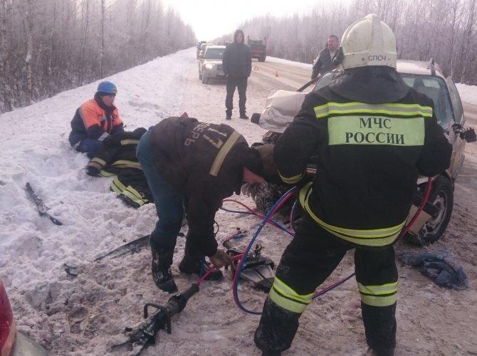 На трассе Тверь – Бежецк в ДТП погибли два человека 2.jpg