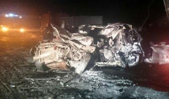 В ДТП на трассе Нижневартовск-Радужный погиб человек