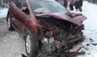Два человека погибли в ДТП под Курганом
