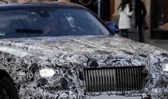 Rolls-Royce к концу года обновит Wraith