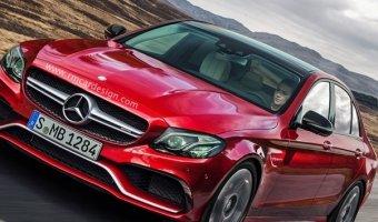 В Сети появился рендеринг Mercedes-AMG E63