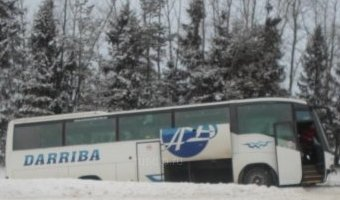 Смертельное ДТП с автобусом в Суздальском районе