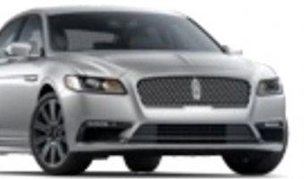 Появилось первое фото нового Lincoln Continental